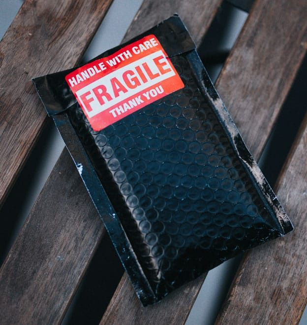 Fragile-packaging