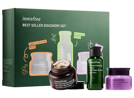 Korean cosmetic product packaging design