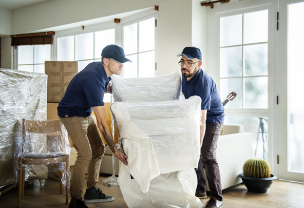 hiring movers to help you move hassle-free