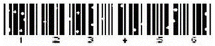 misprint in barcode