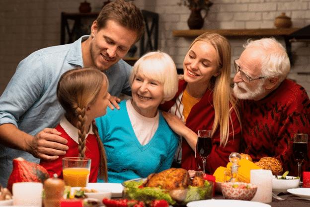Task-Splitting Among Family Members