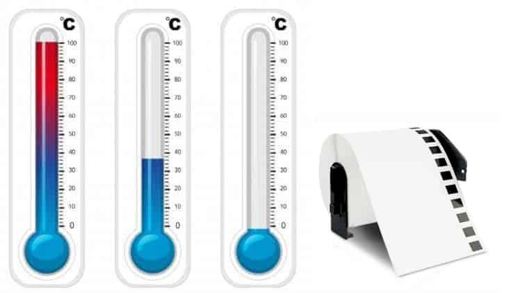Temperature-Resistance-Test