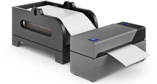 The Dymo LabelWriter 4XL vs. the Rollo X1038