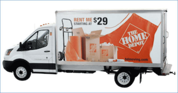The Home Depot Truck Rental