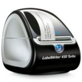 What Is the Difference between the Dymo LabelWriter 450 and 450 Turbo