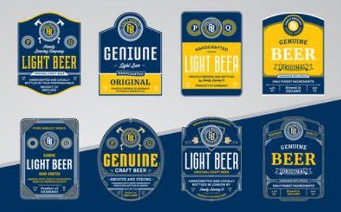 beer-bottle-labels-shape