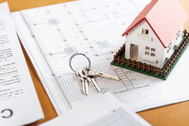 high-view-toy-model-house-keys