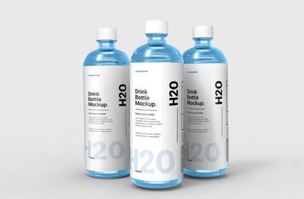 plastic-bottles-label